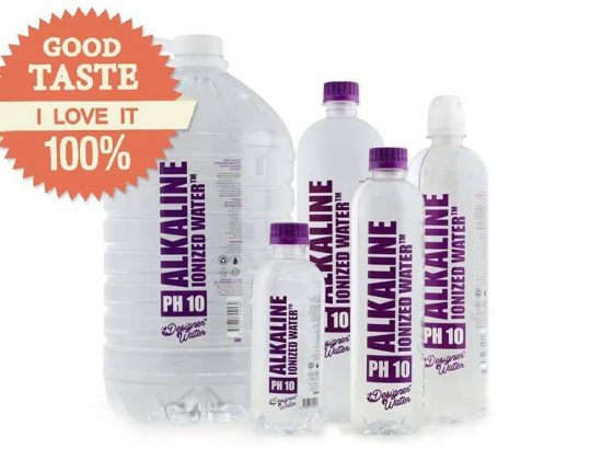 PH10 Alkaline Water